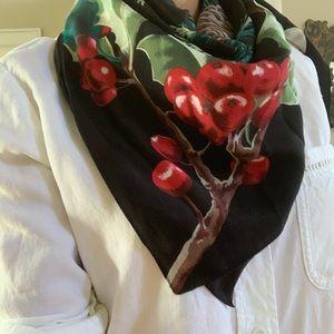 Beautiful silk scarf by Echo 🌸